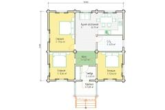 план этаже