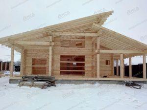 Проект дома Д-203