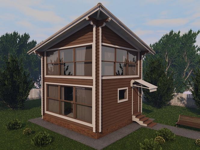Дом Д-50