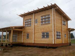 Проект дома Д-153